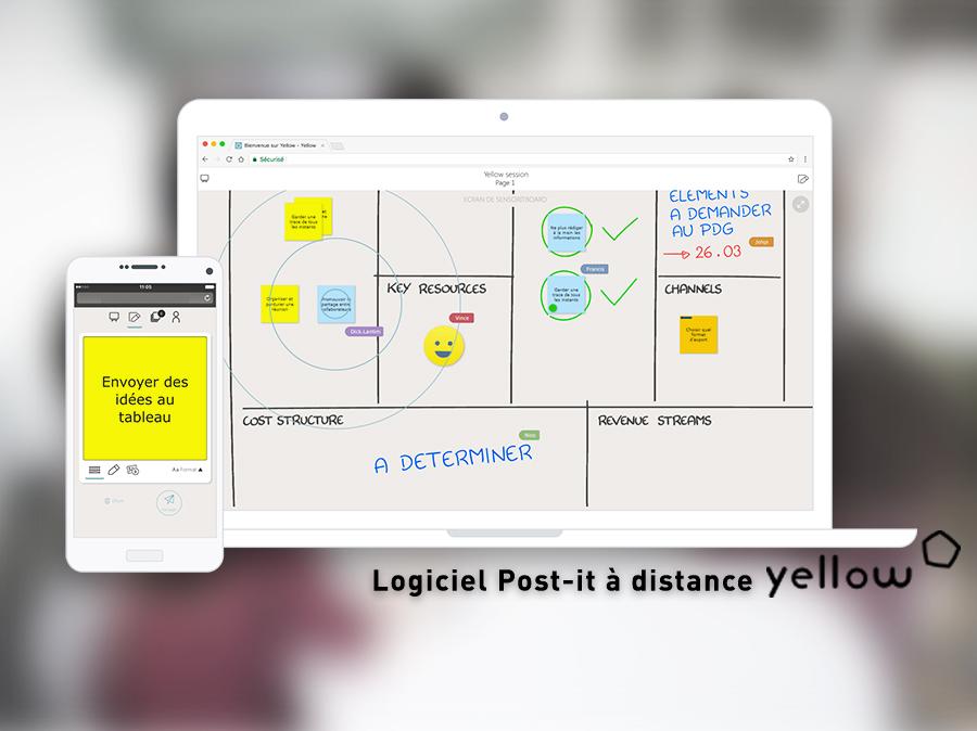 green connect yellow présentation