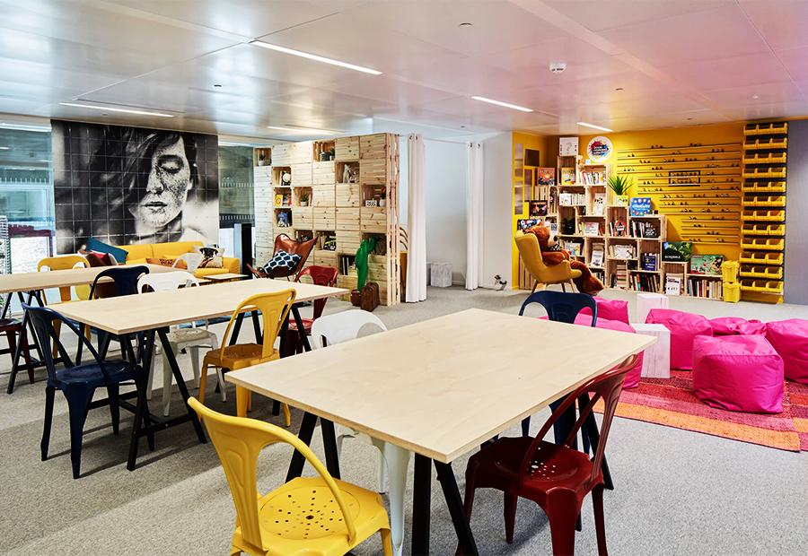 creative room station F