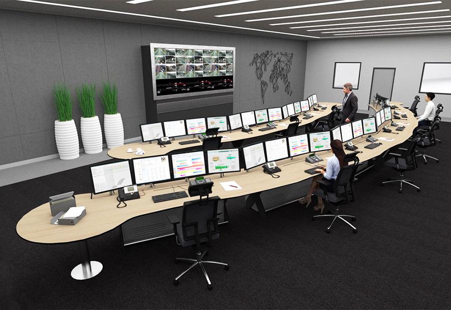 Salle de contrôle 3